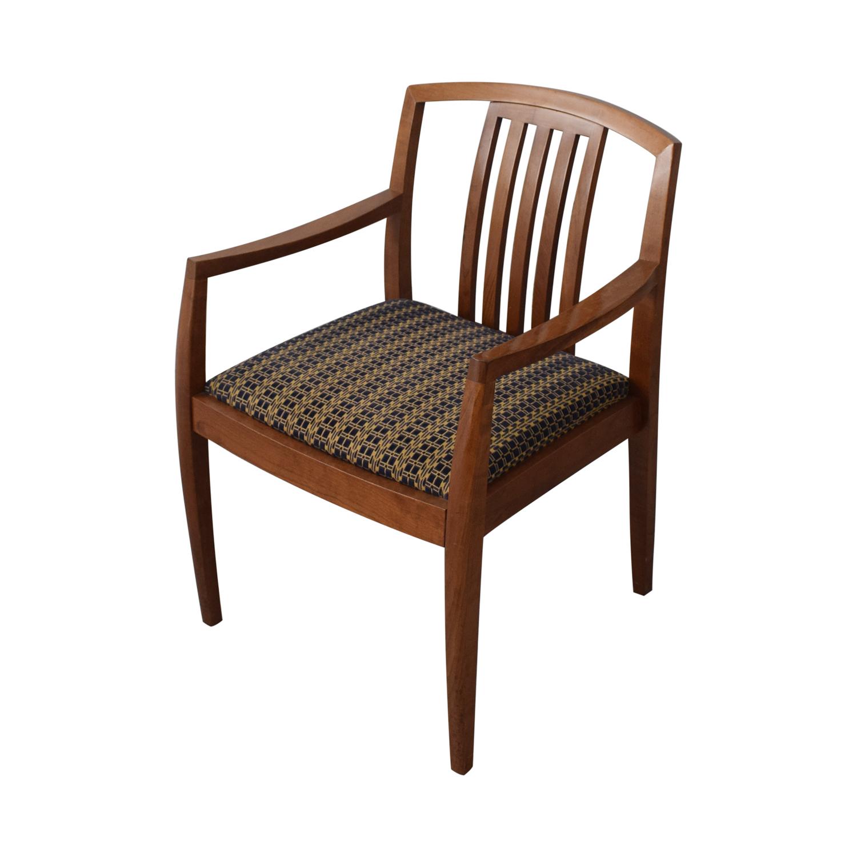 Gunlocke Company Upholstered Dining Chairs sale