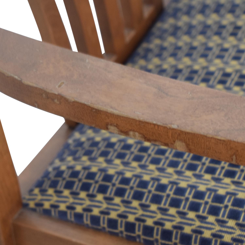 shop Gunlocke Company Upholstered Dining Chairs Gunlocke Company Dining Chairs