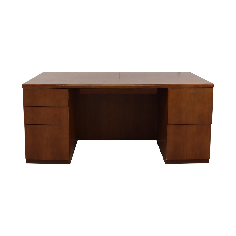 shop Gunlocke Office Desk Gunlocke Company