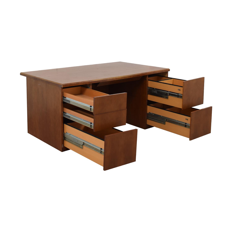Gunlocke Company Gunlocke Office Desk Home Office Desks