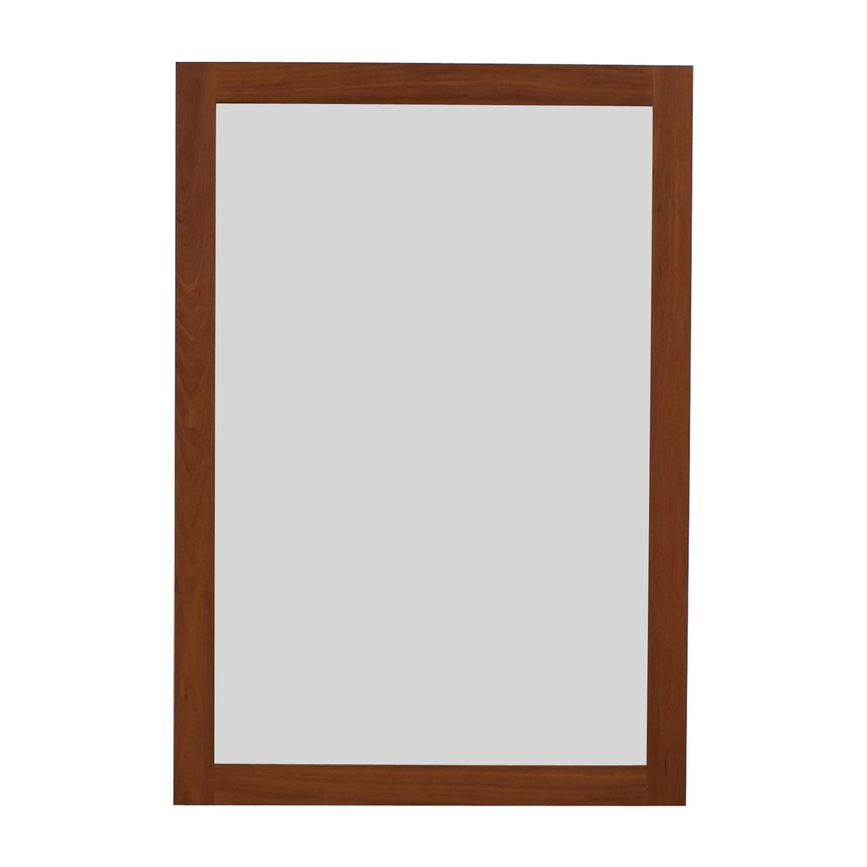 Scott Jordon Scott Jordon Framed Mirror dimensions