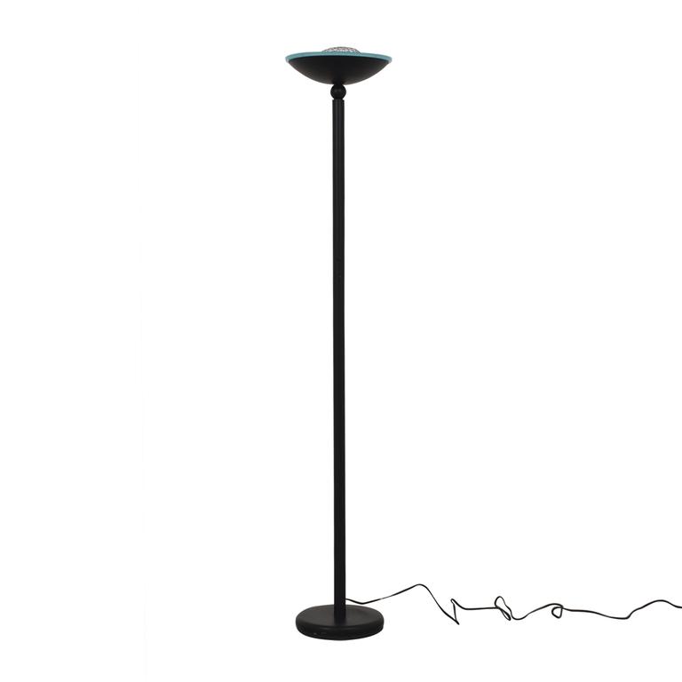 Black Floor Lamp for sale