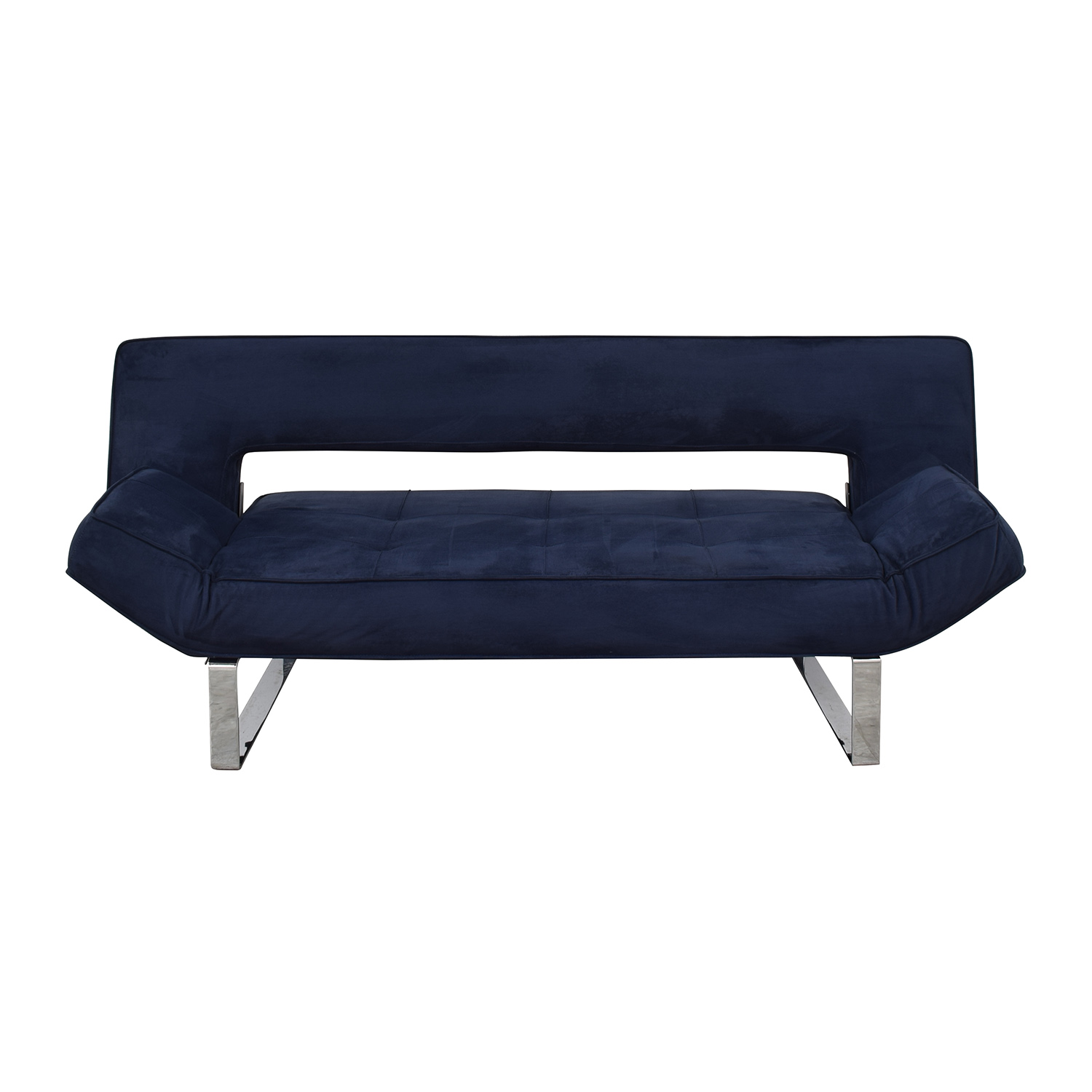 shop  IDO Navy Blue Convertible Sofa online