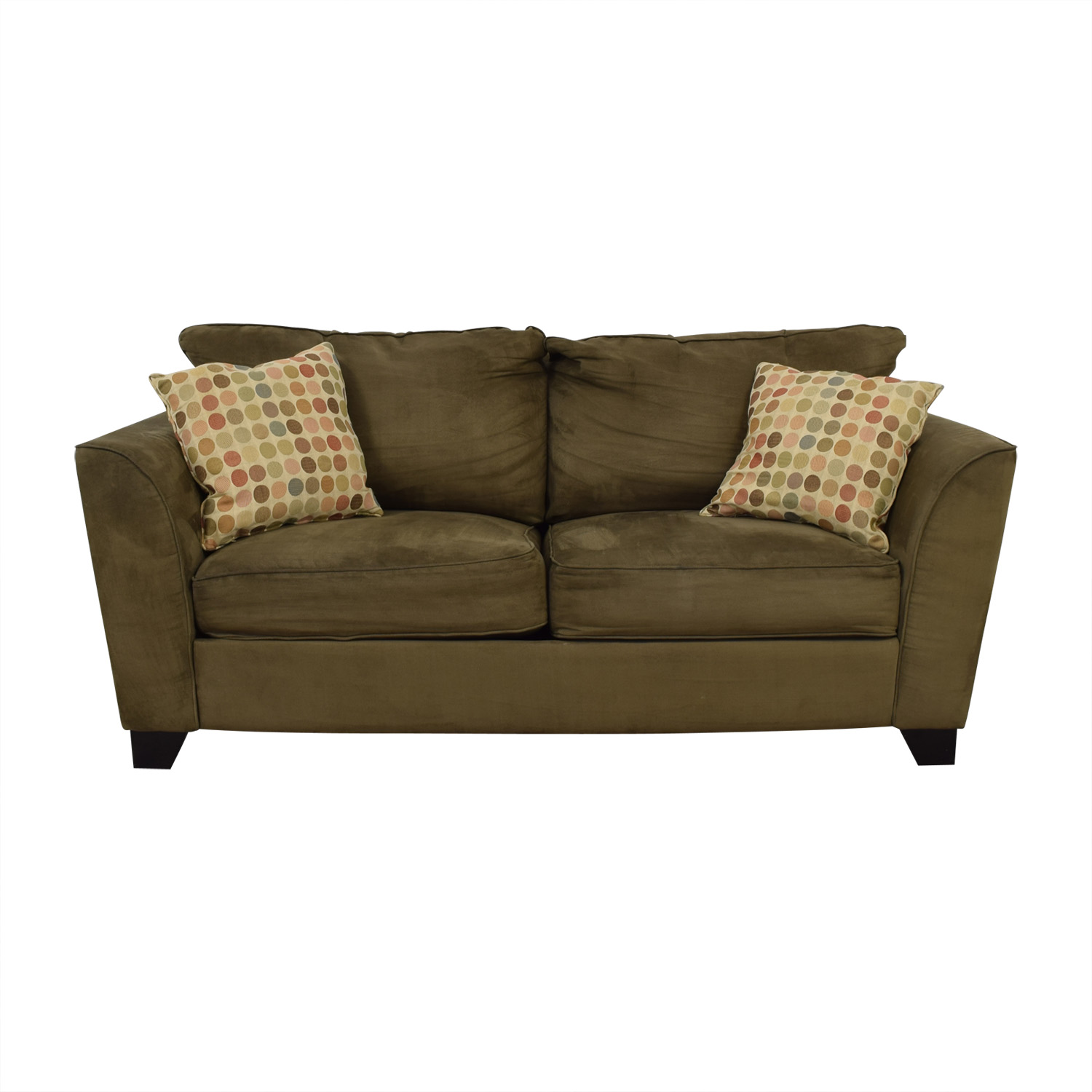 buy  Taft Furniture Modern Green Sofa online