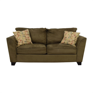 Taft Furniture Modern Green Sofa coupon
