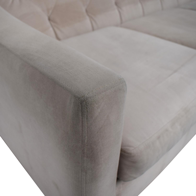 Max Home Three Cushion Corsica Sofa