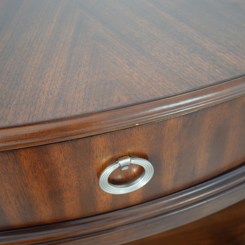 Pleasing 62 Off Havertys Havertys Tatiana Sofa Table Tables Download Free Architecture Designs Scobabritishbridgeorg