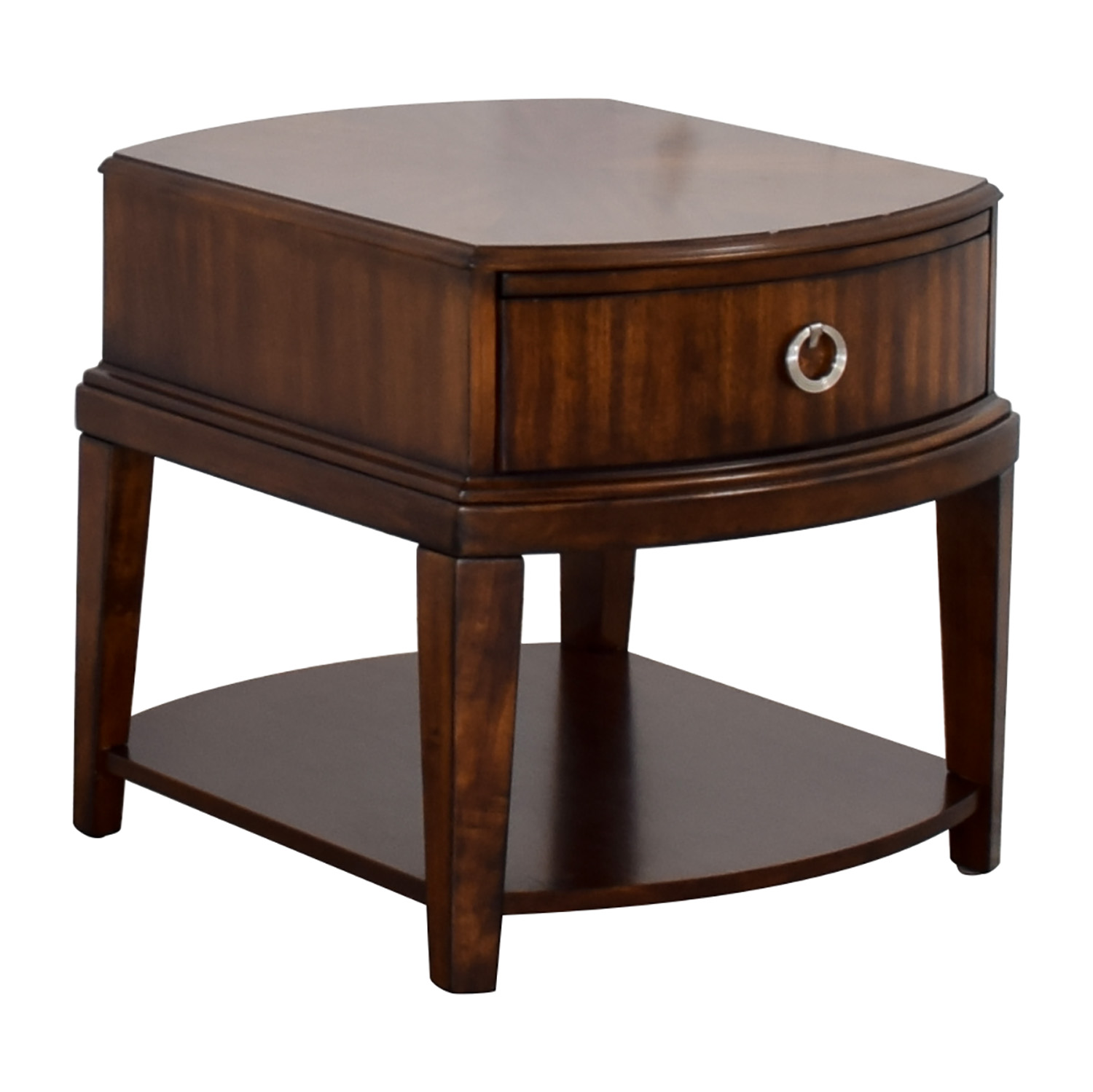 90 Off Havertys Havertys Wood Single Drawer End Table Tables