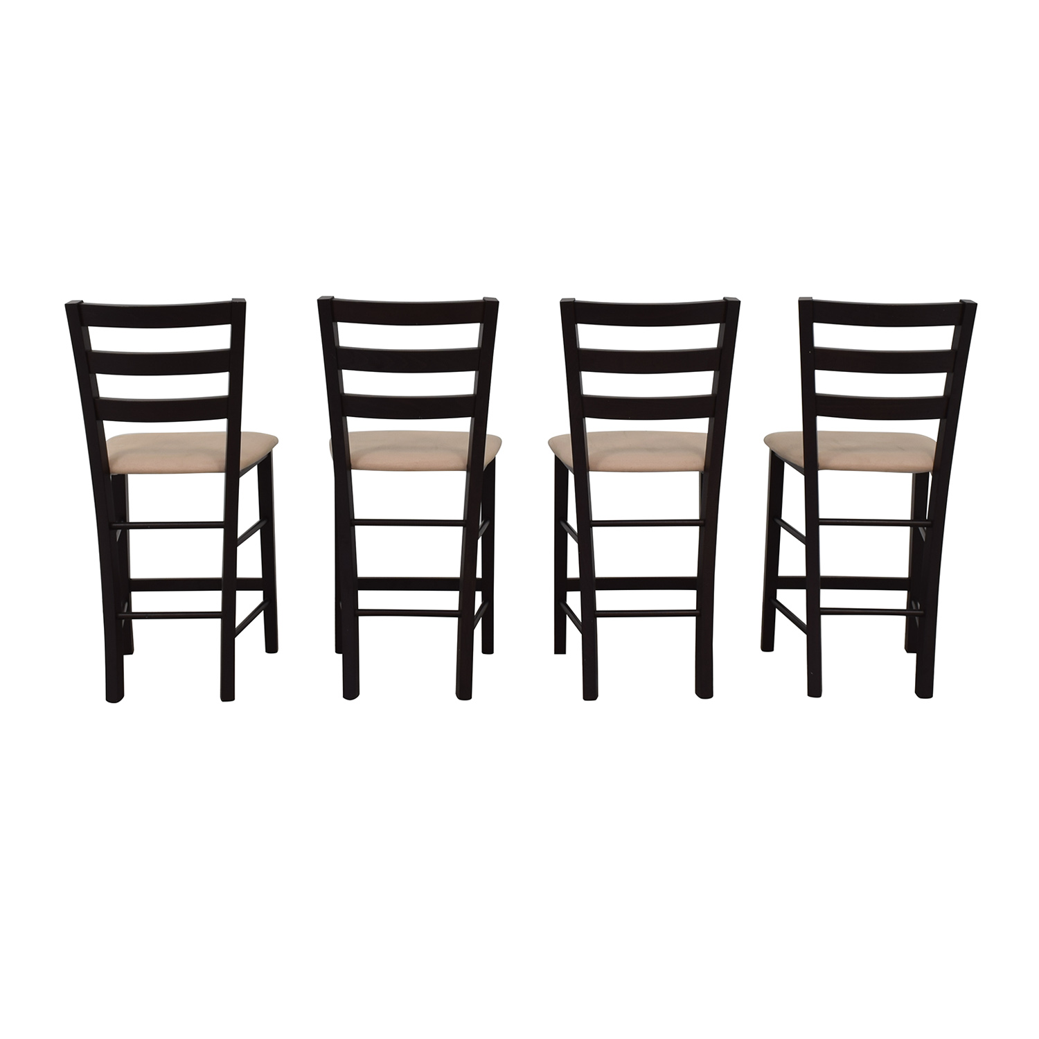 Macy's Cafe Latte Counter Height Bar Stools / Stools