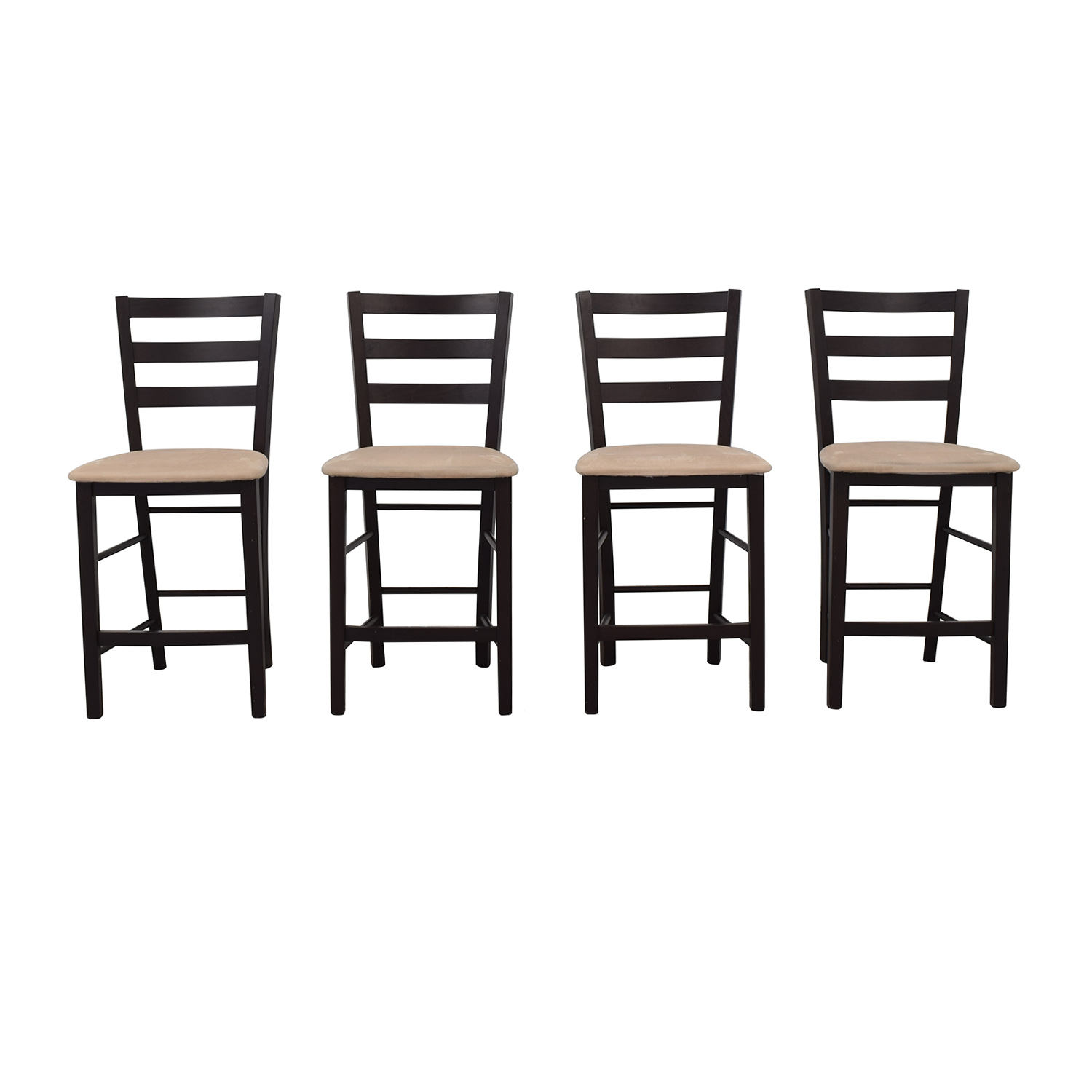 shop Macy's Cafe Latte Counter Height Bar Stools Macy's Chairs