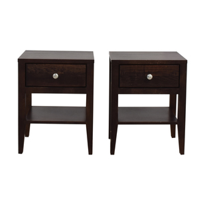 shop Room & Board Single-Drawer End Tables Room & Board Tables