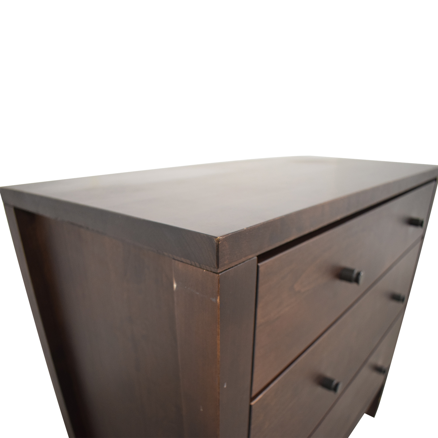 shop Room & Board Calvin Three Drawer Chest Of Drawers Room & Board Dressers