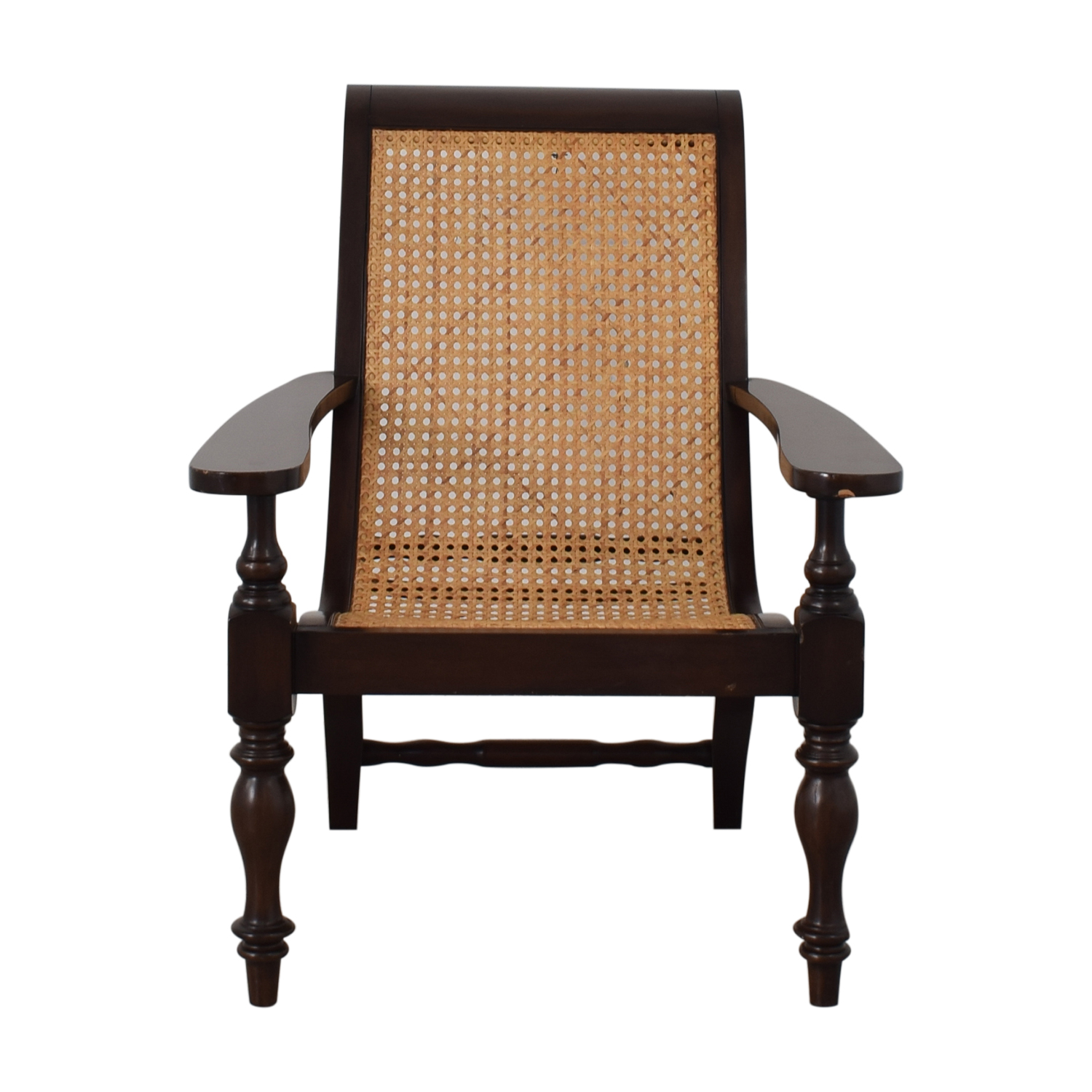 buy Pottery Barn Antique Lounge Chair Pottery Barn Chairs