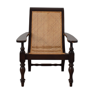 Pottery Barn Antique Lounge Chair / Chairs