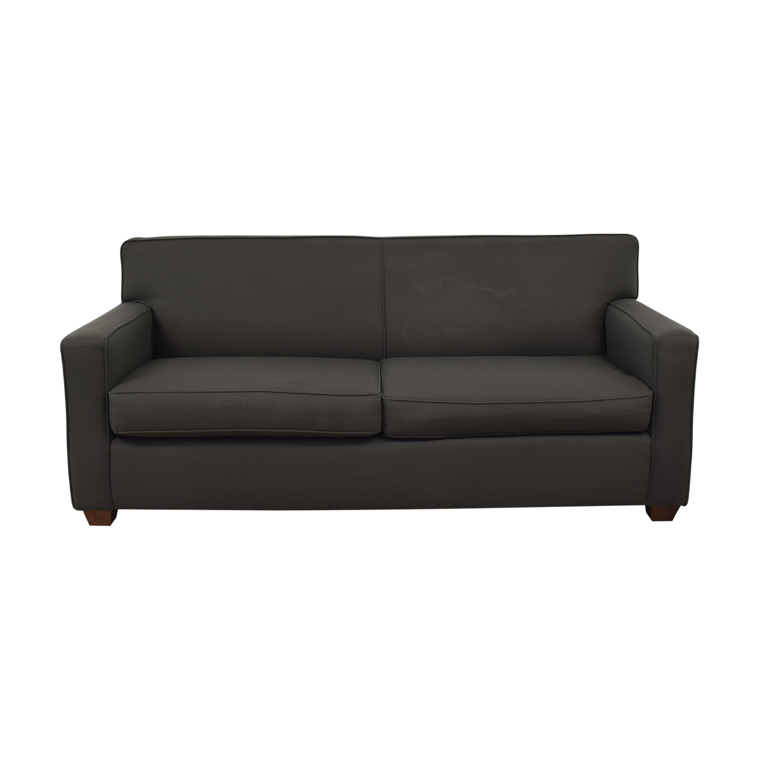 64 off alan white alan white brown couch sofas rh kaiyo com alan white sofa slipcovers alan white sofa slipcovers