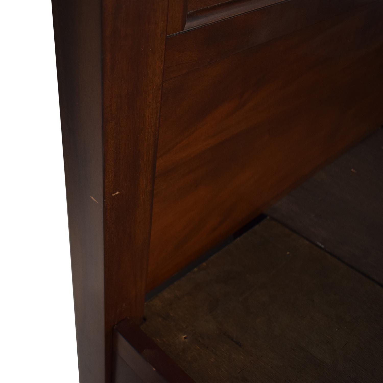 shop Raymour & Flanigan Raymour & Flanigan Westlake Platform Storage Bed online