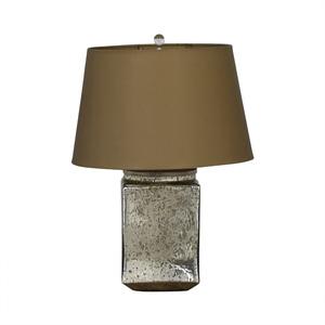Reflective Rectangular Mirror Table Lamp nyc