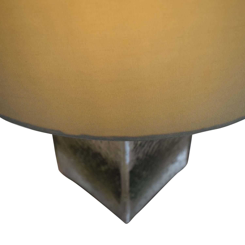 Reflective Rectangular Mirror Table Lamp / Lamps