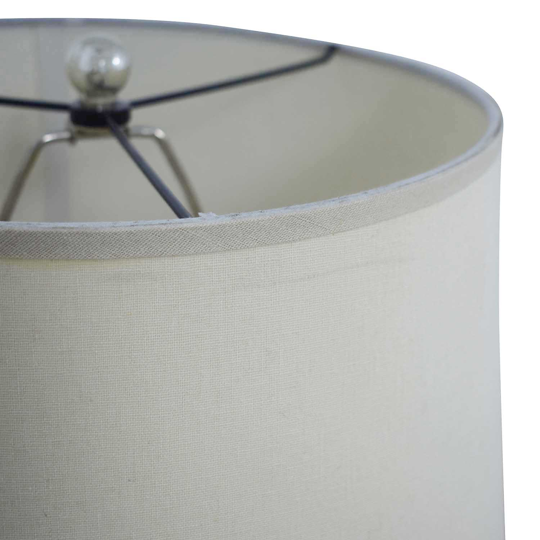 buy Pottery Barn Leera Antique Mercury Glass Table Lamp Pottery Barn Decor