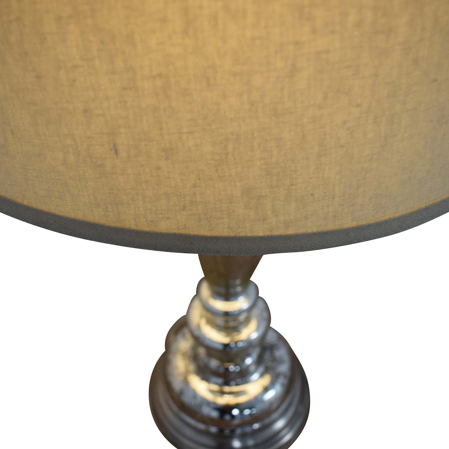 Pottery Barn Pottery Barn Leera Antique Mercury Glass Table Lamp