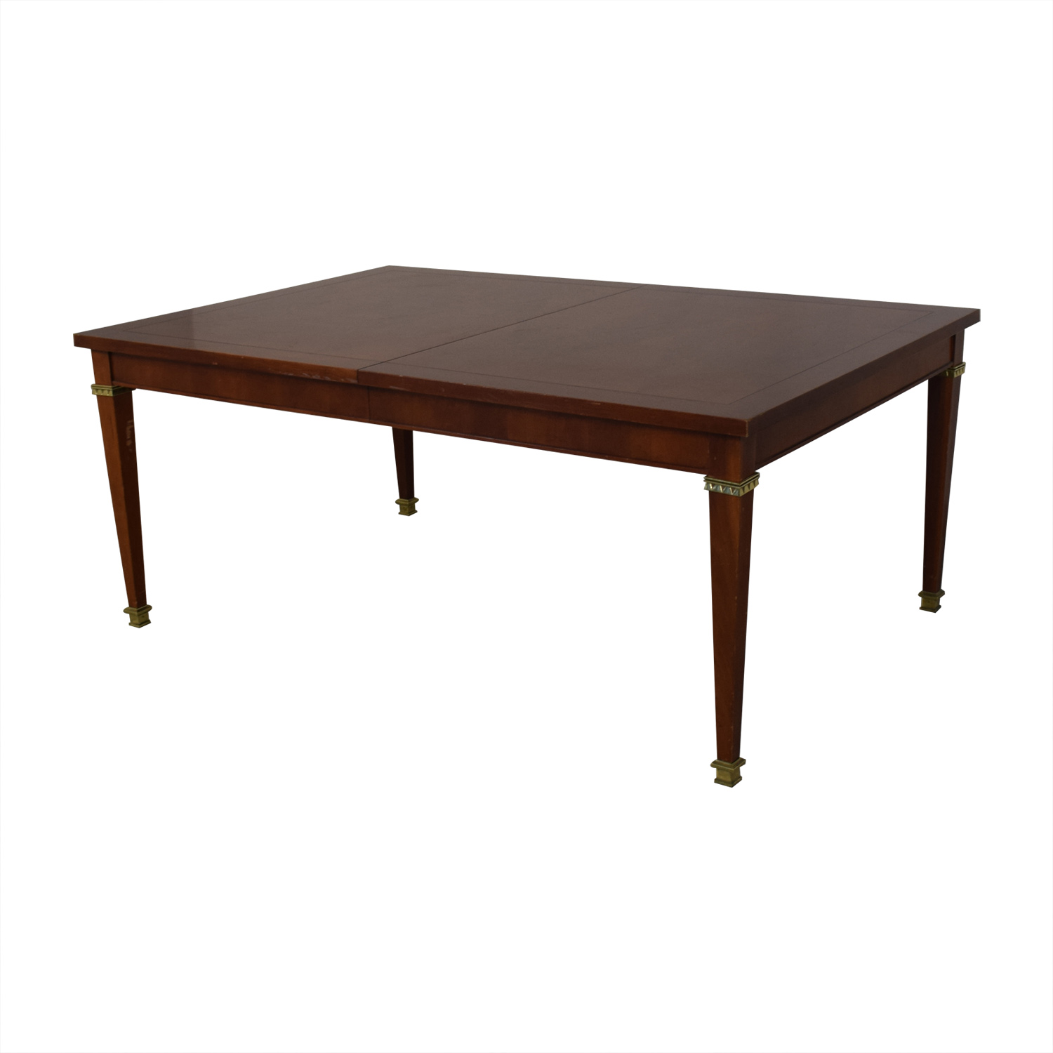 buy  Vintage Dining Table With Gold Accents online
