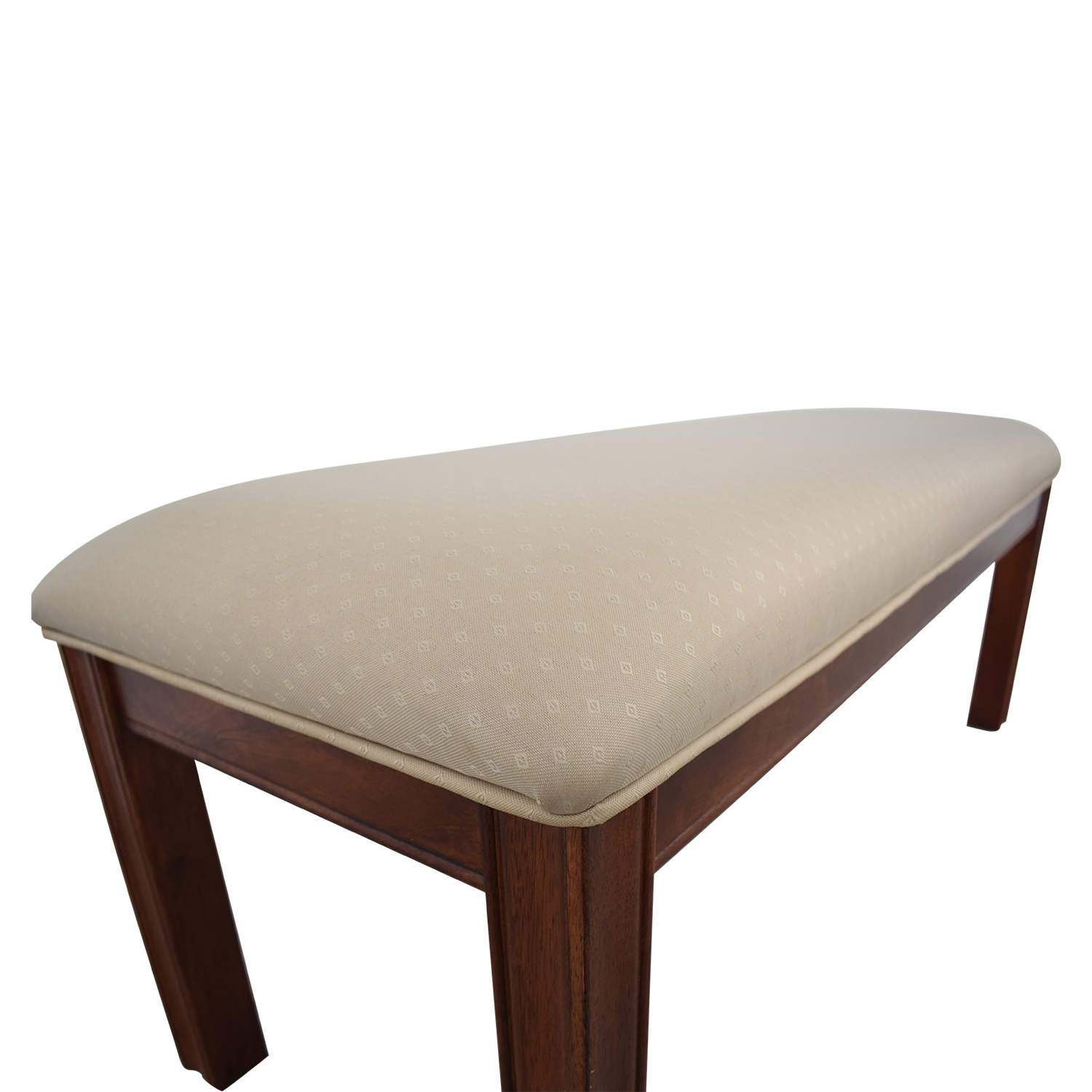 buy  Beige Upholstered Bench online