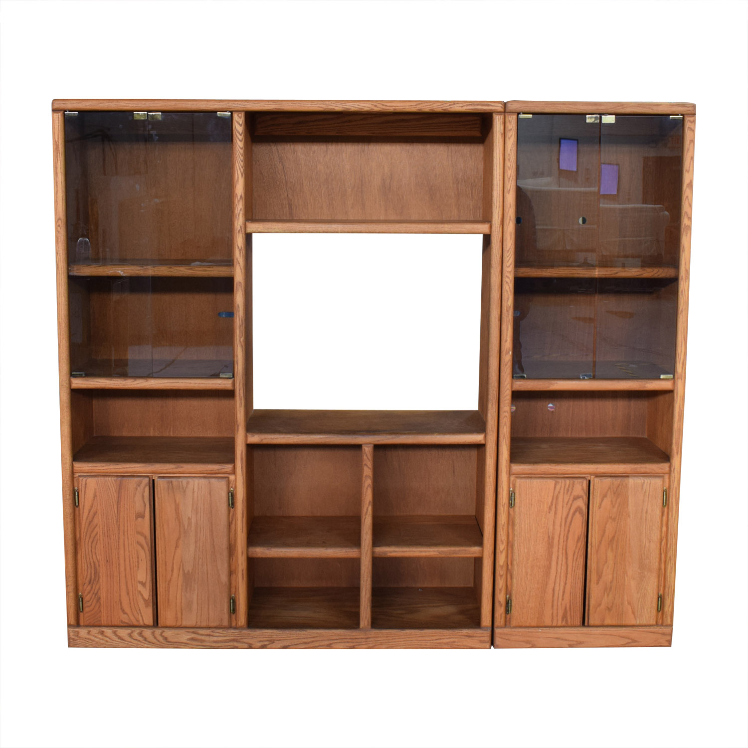 Thornwood Cherry Entertainment Center coupon