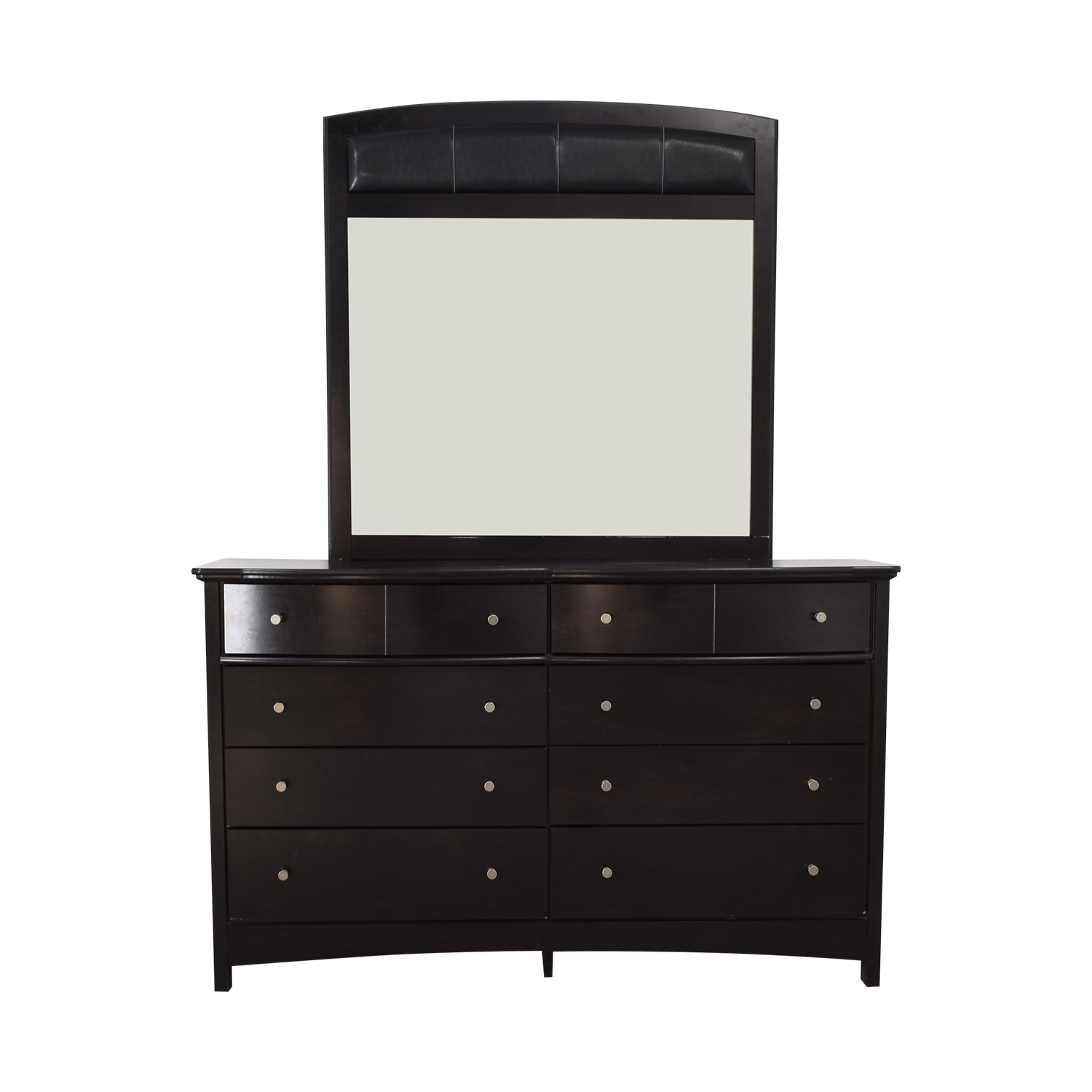 shop Ashley Furniture Harmony Dresser with Mirror Ashley Furniture Storage