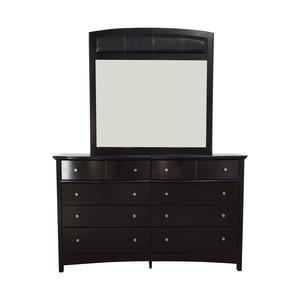 Ashley Furniture Ashley Furniture Harmony Dresser with Mirror second hand