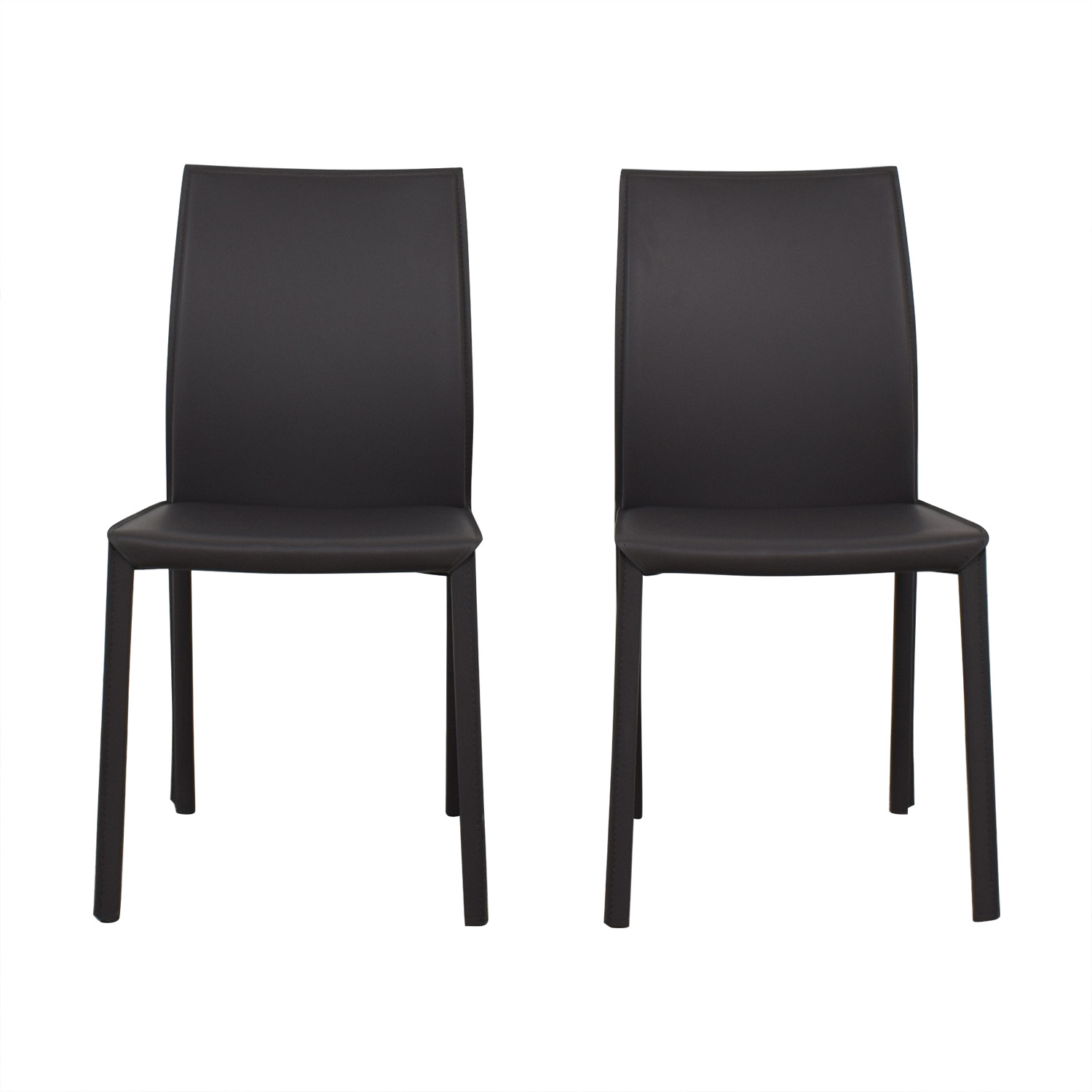 BoConcept Grey Dining Chairs sale