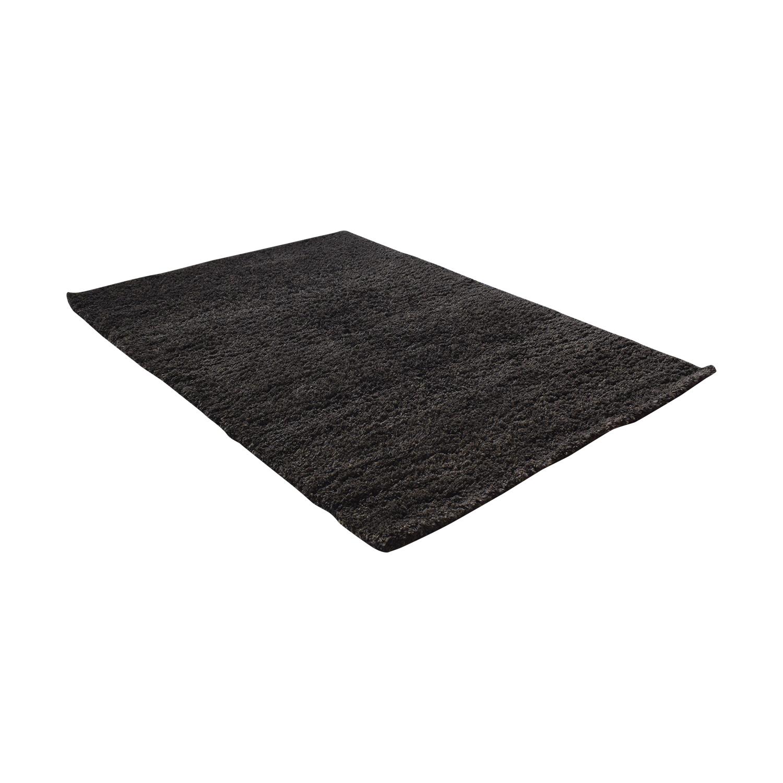 shop Brown Area Rug  Rugs