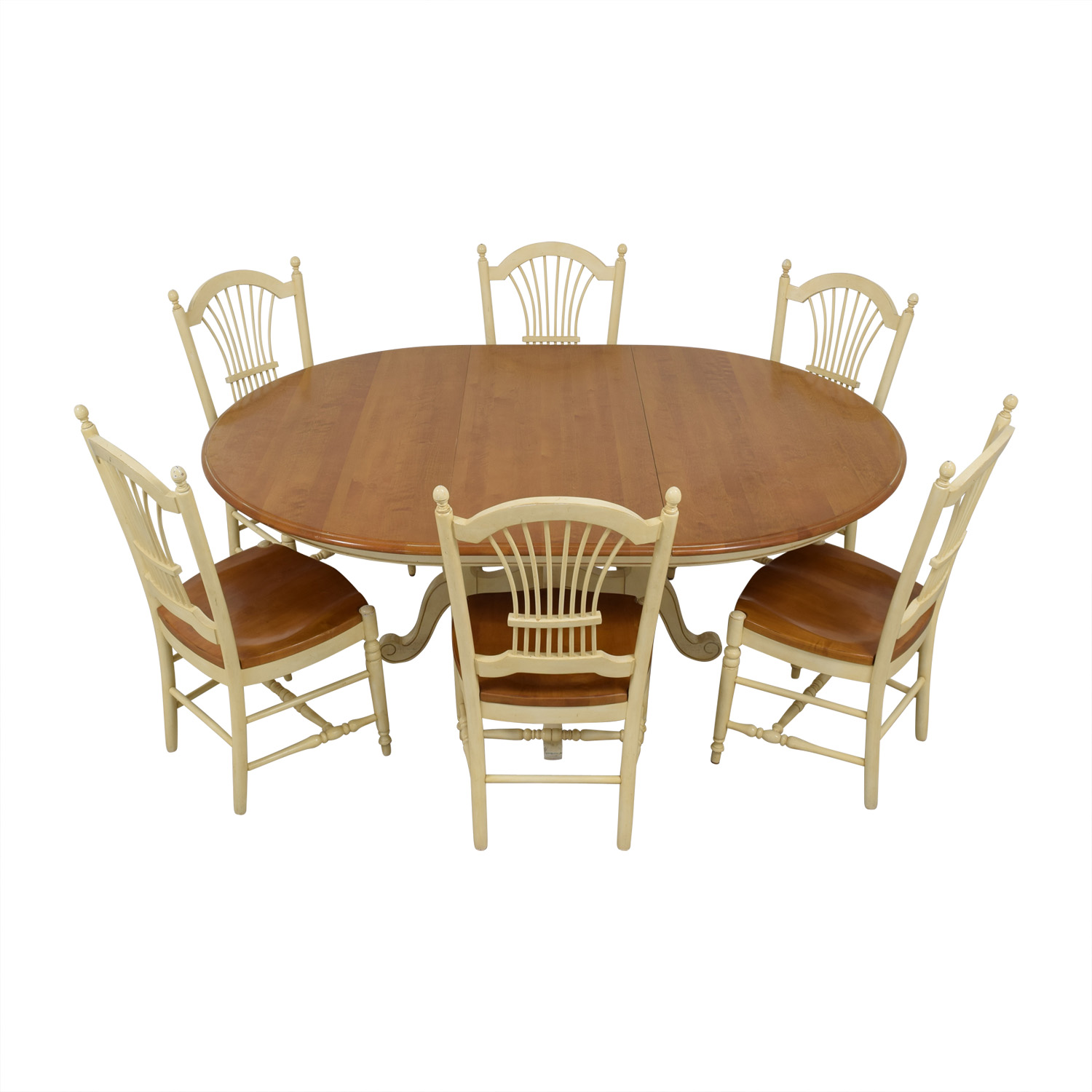 Ethan Allen Ethan Allen Country French Dining Set nj