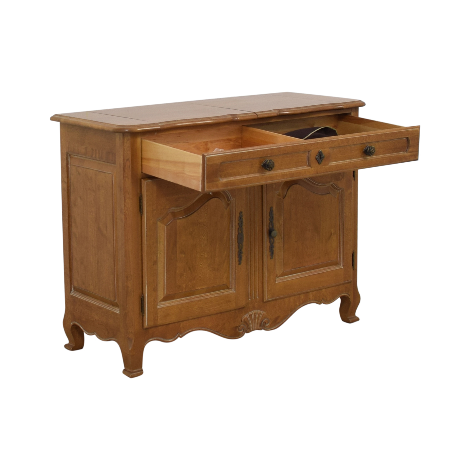 Ethan Allen Country French Server / Cabinets & Sideboards