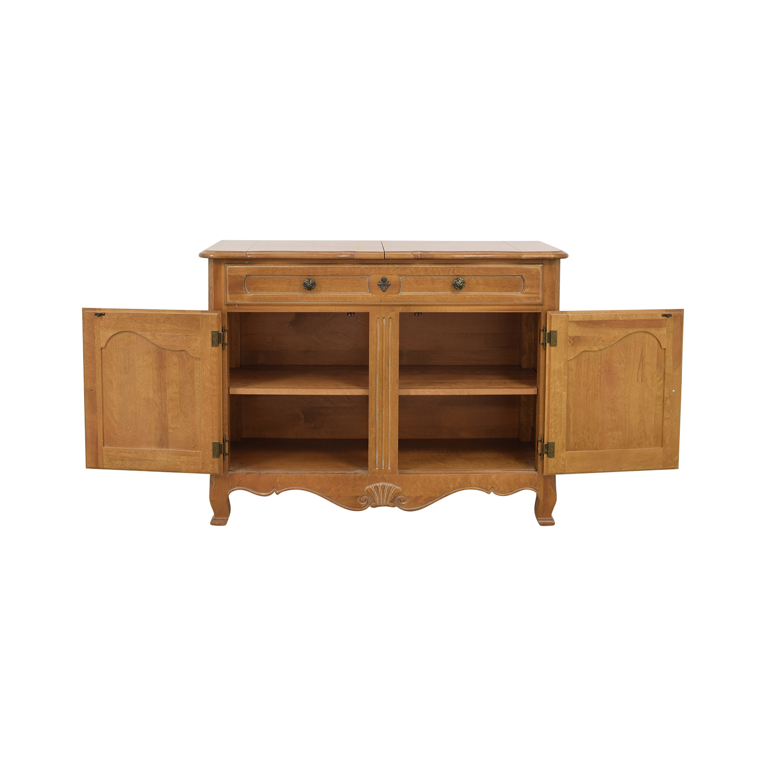 Ethan Allen Country French Server Ethan Allen