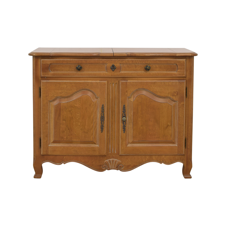 buy Ethan Allen Country French Server Ethan Allen Storage