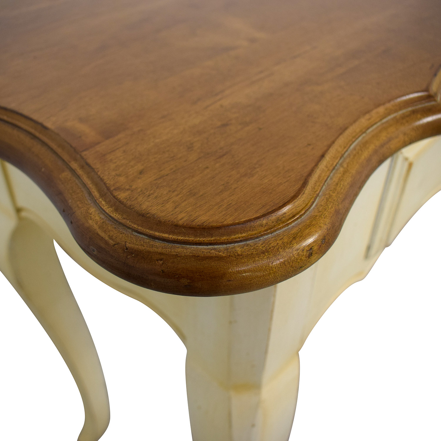 shop Ethan Allen Country French Sofa Table Ethan Allen Tables