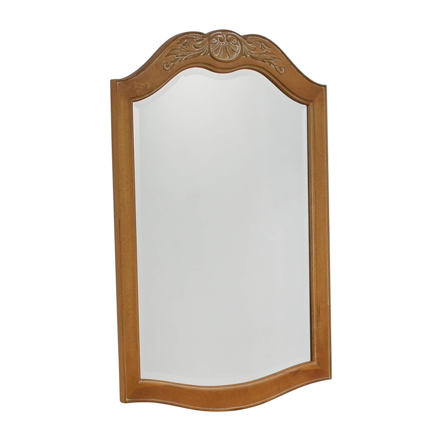 shop Ethan Allen Country French Wall Mirror Ethan Allen