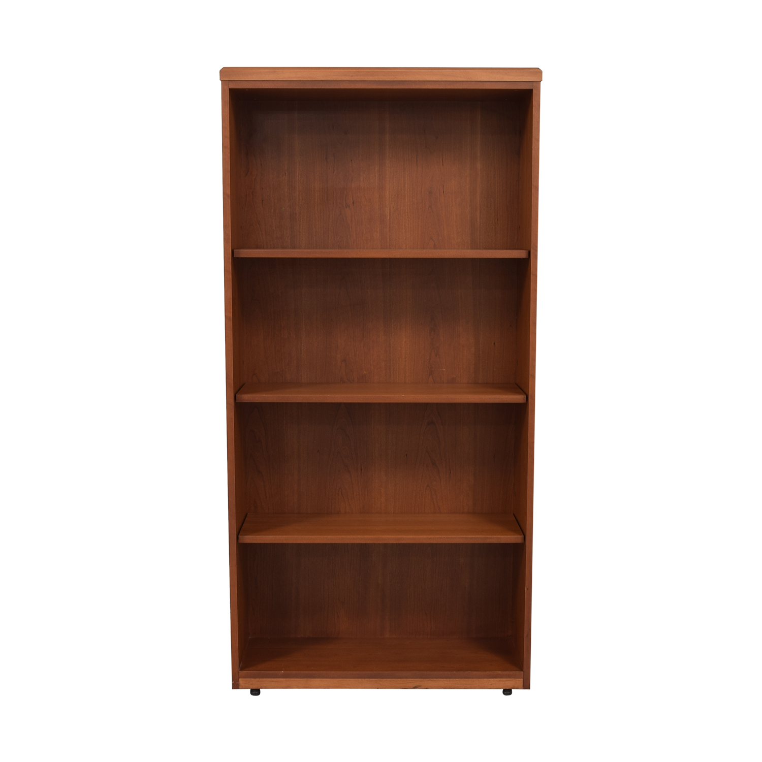 buy Gunlocke Wood Bookshelf Gunlocke Storage