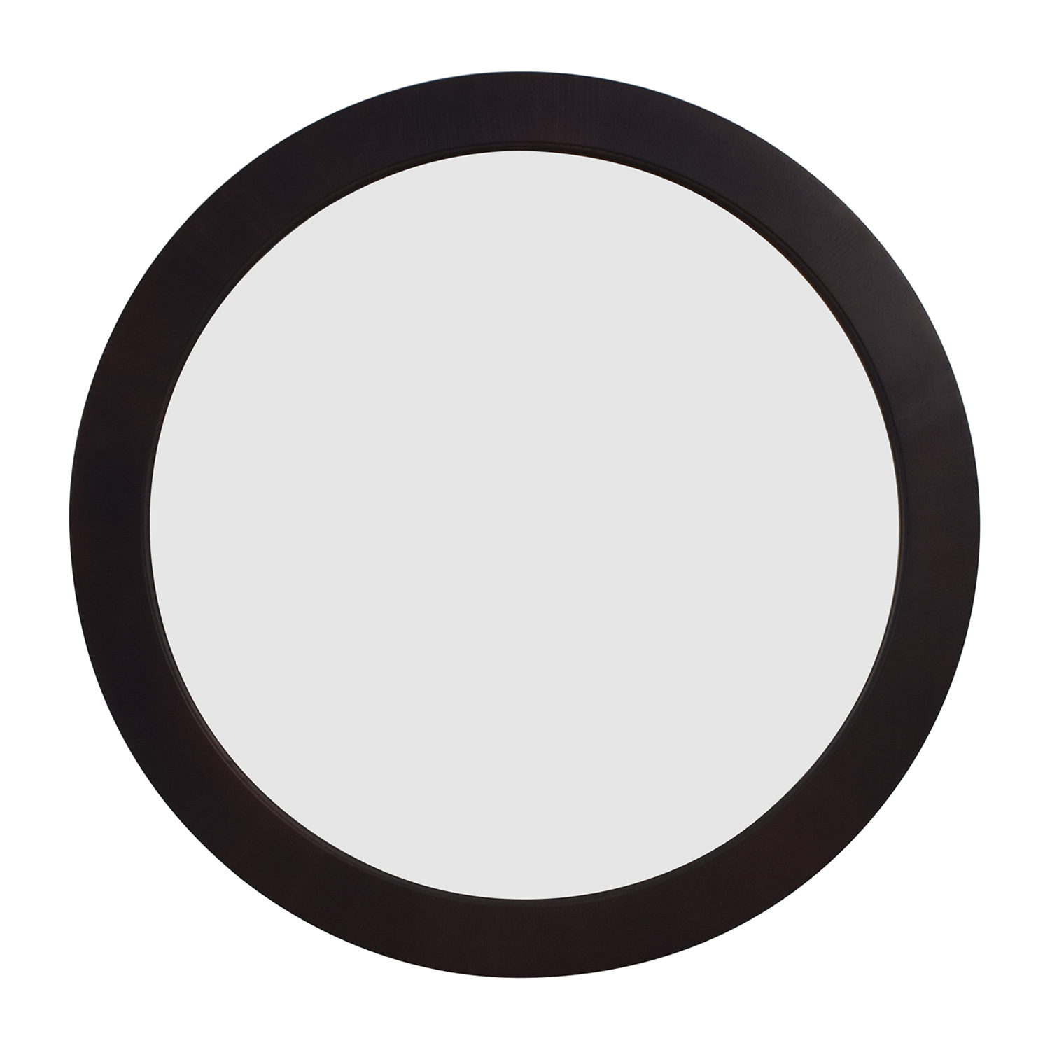 buy Ethan Allen Horizons Oval Wall Mirror Ethan Allen Mirrors
