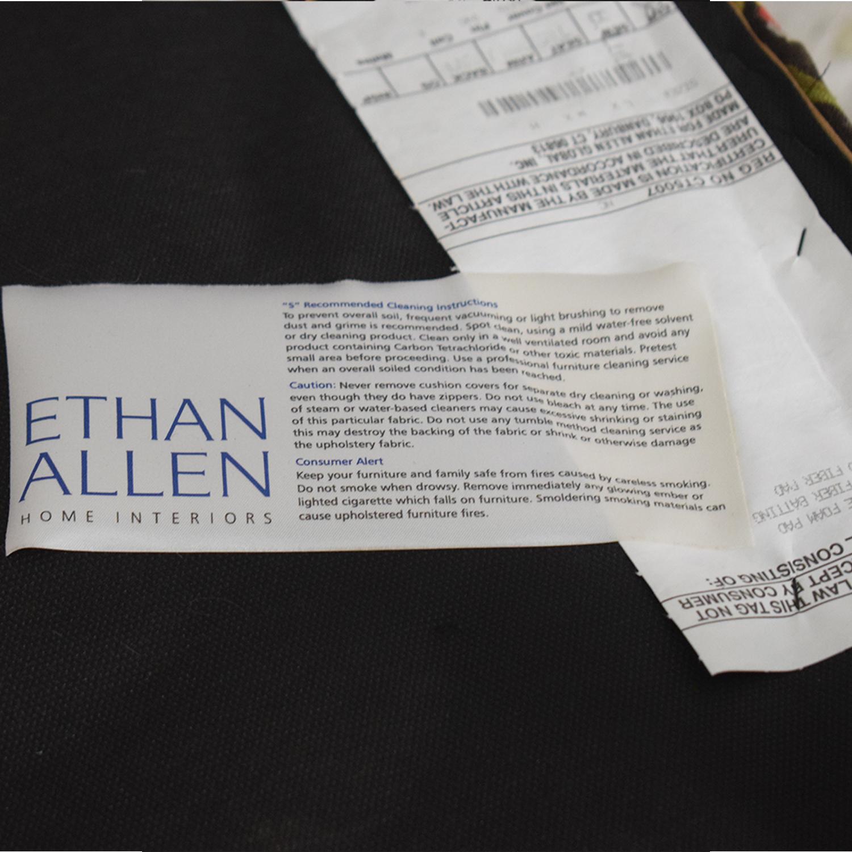 Ethan Allen Ethan Allen Floral Bench MULTI COLOR