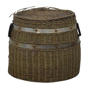 Wicker Basket second hand
