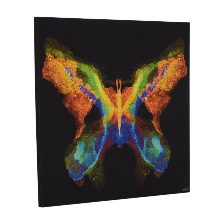 CB2 CB2 Butterfly Wall Art Decor