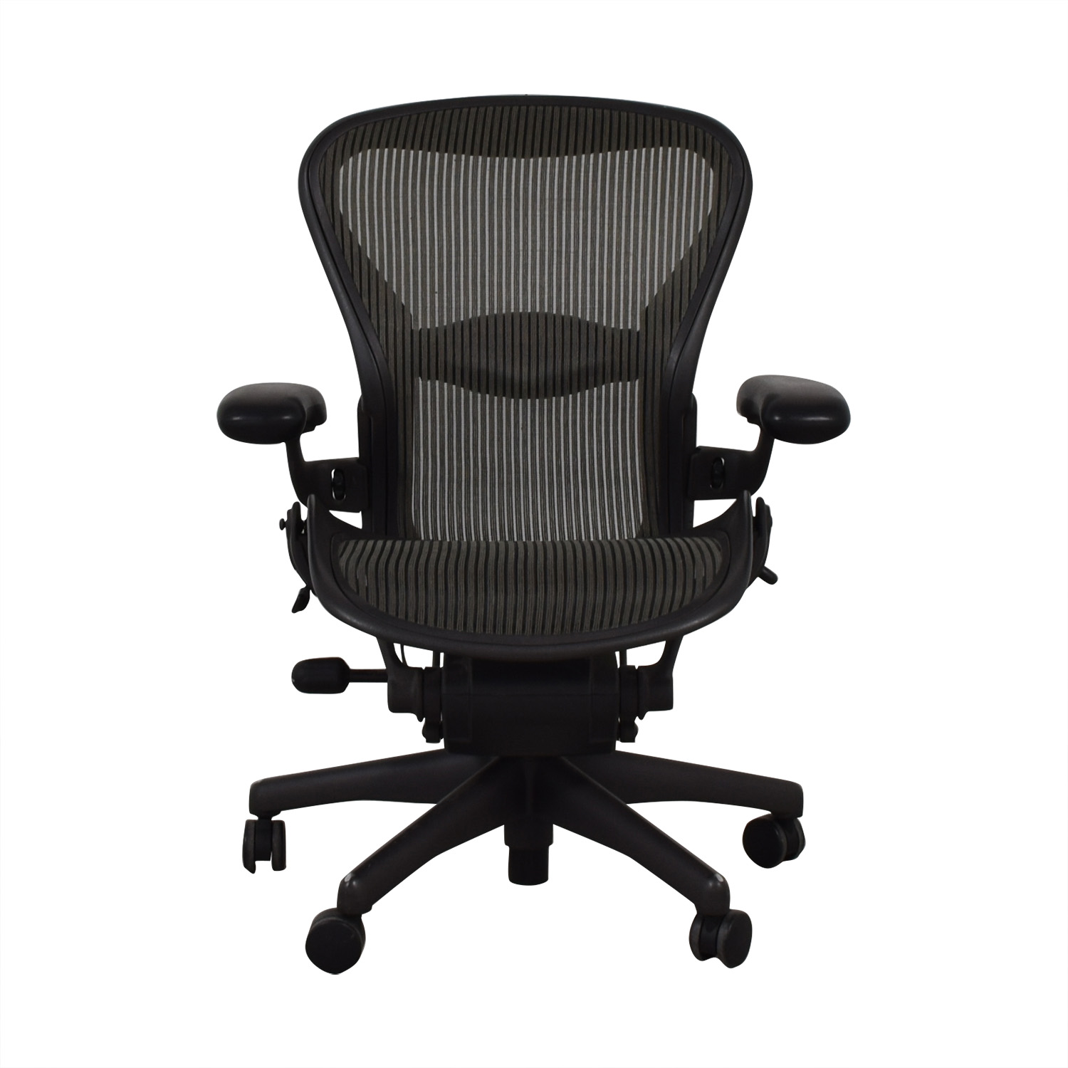 Herman Miller Herman Miller Aeron Black Office Chair nj