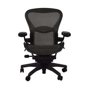 Herman Miller Herman Miller Aeron Black Office Chair price
