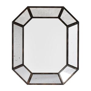 buy  Vintage Geometric Wall Mirror online