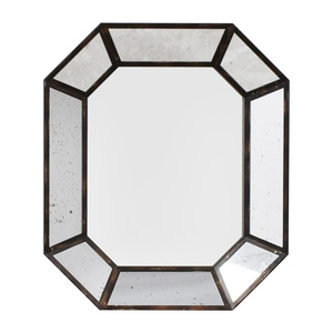 buy Vintage Geometric Wall Mirror