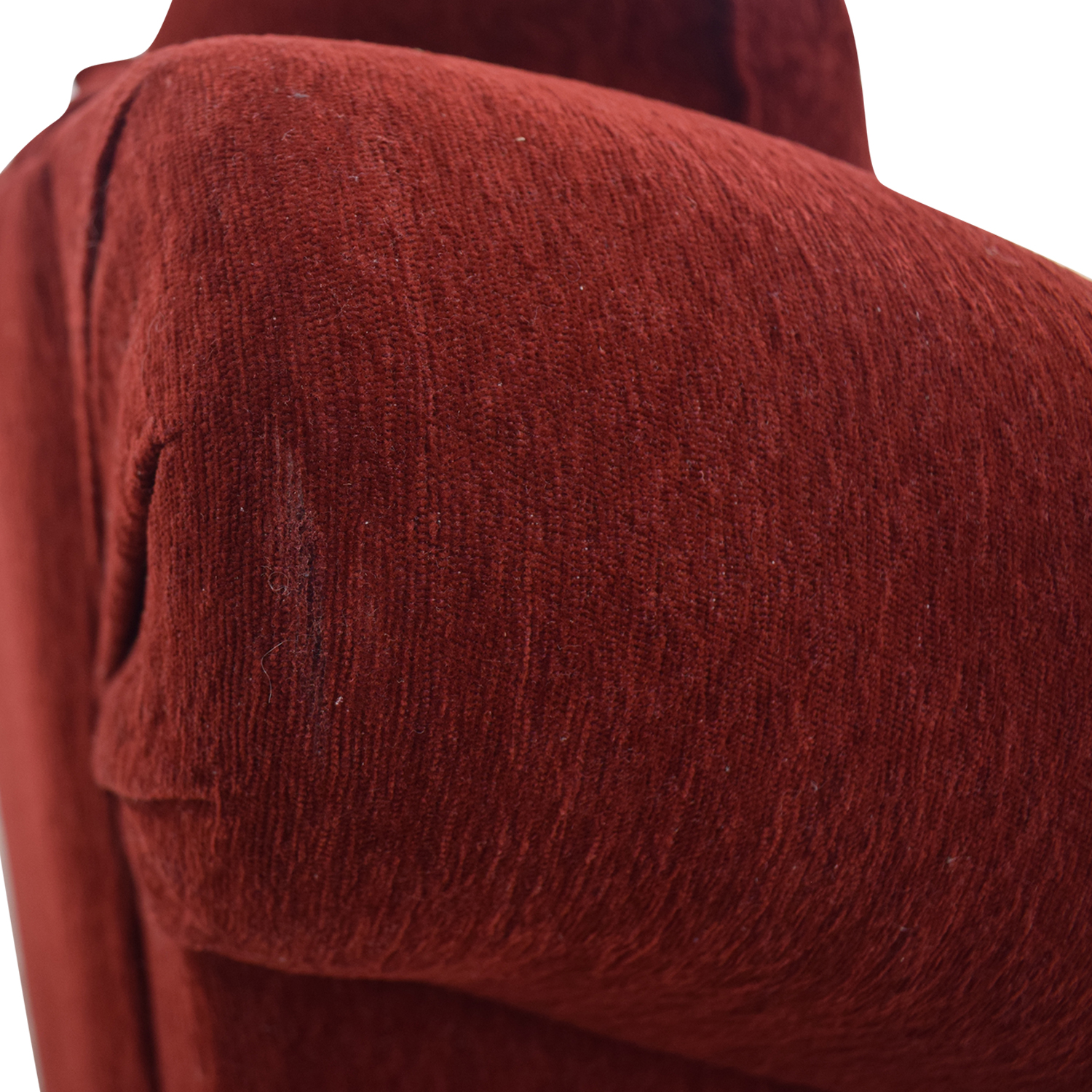 shop Raymour & Flanigan Raymour & Flanigan Red Arm Accent Chair online