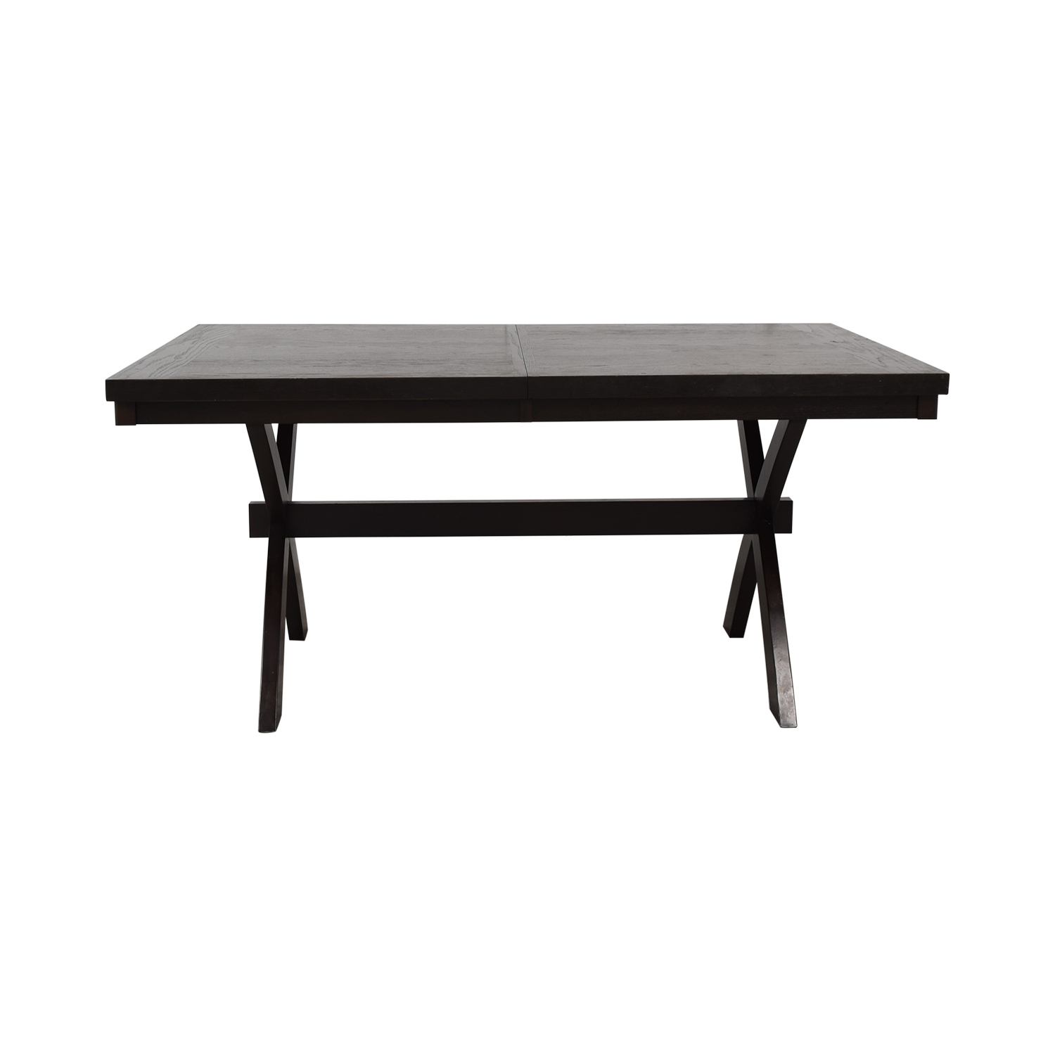 Raymour & Flanigan Expandable Dining Table / Tables
