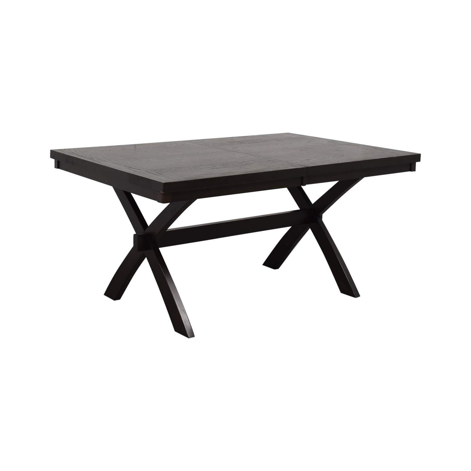 Raymour & Flanigan Expandable Dining Table / Dinner Tables