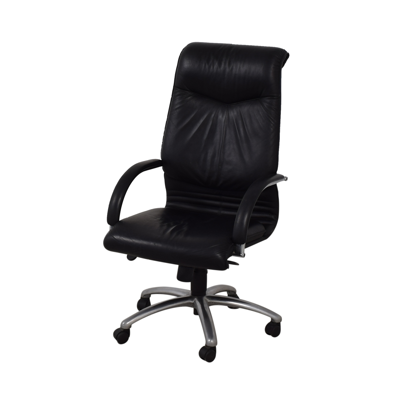 Leyform Elegant Executive Leather Office Chair